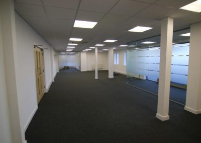 Greenmill AC Office Refurbishment