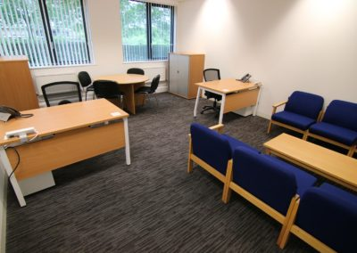 BrookhouseUK NHS Case Study Office Refurbishment