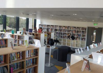 BrookhouseUK Educational Furniture - Library refurbishment,