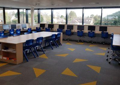 BrookhouseUK Educational Furniture - Library refurbishment