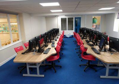 Brookhouseuk - St Josephs School - IT Suite