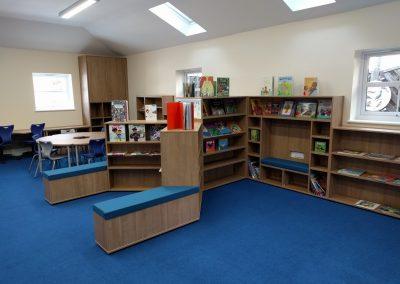 BrookhouseUK - Education - St Josephs Library