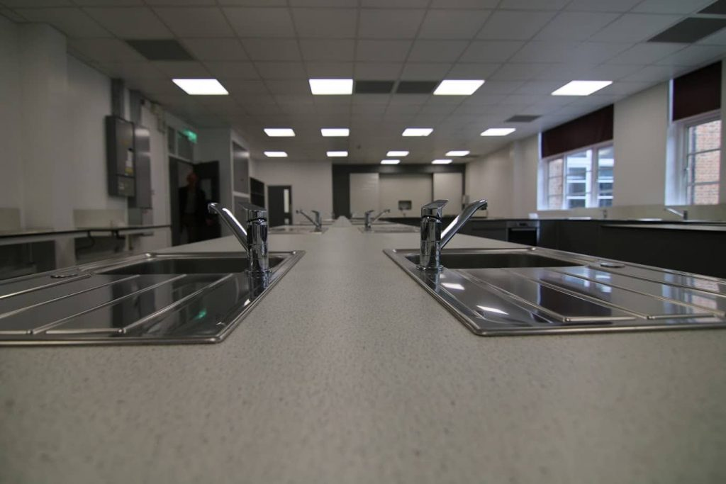 William Ellis Food Technology Rooms