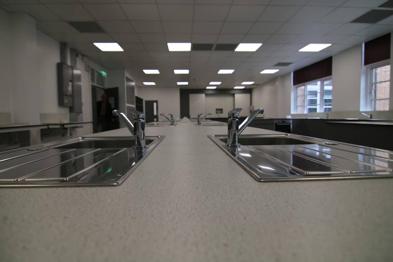 William Ellis Food Technology Rooms