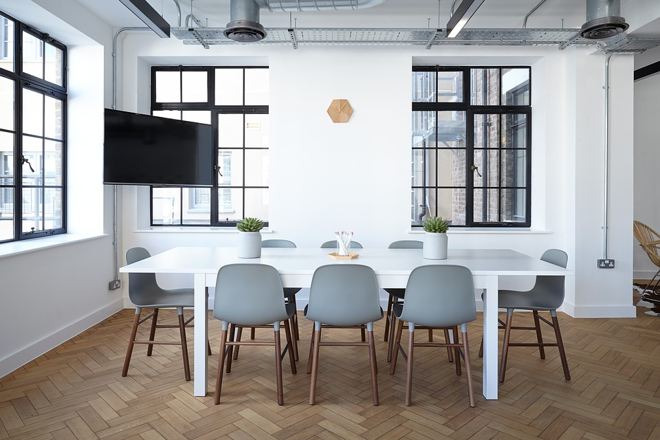 Bespoke Office Furniture Companies lots of chairs do you need help moving office?