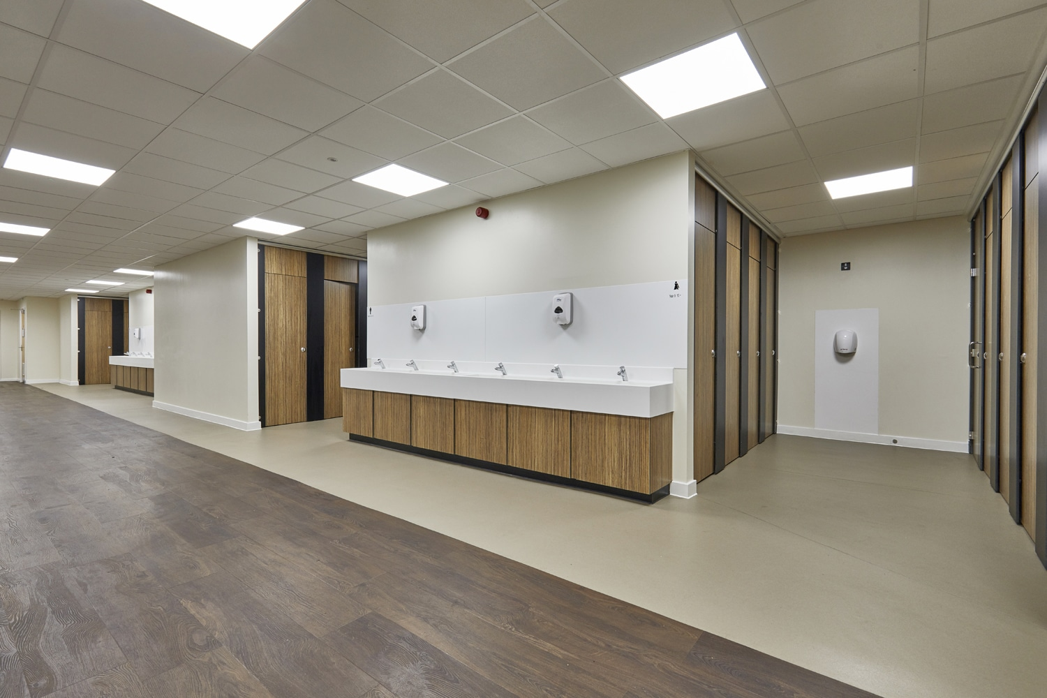 Ormiston Academy Washroom Refurbishment
