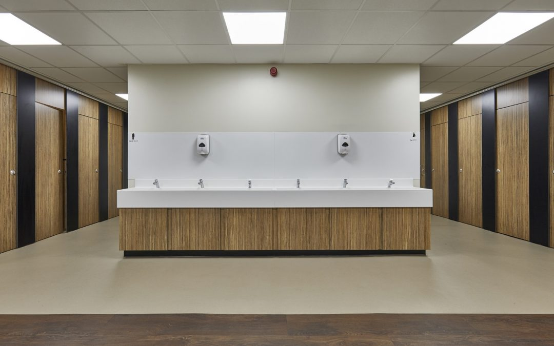 How Washroom Design Can Reduce the Impact of COVID-19