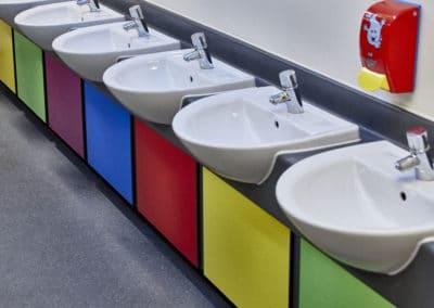 BrookhouseUK - Wimbish Primary School Washroom Services