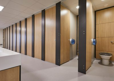 BrookhouseUK - Attleborough washroom refurbishment