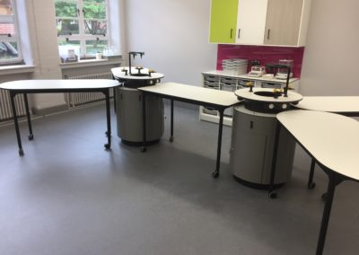 BrookhouseUK - Flexible and Mobile Laboratory