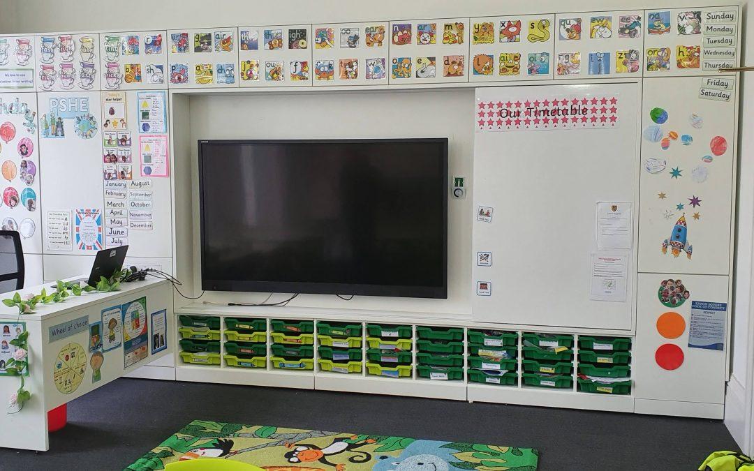 London Schools Call for Teacher Walls