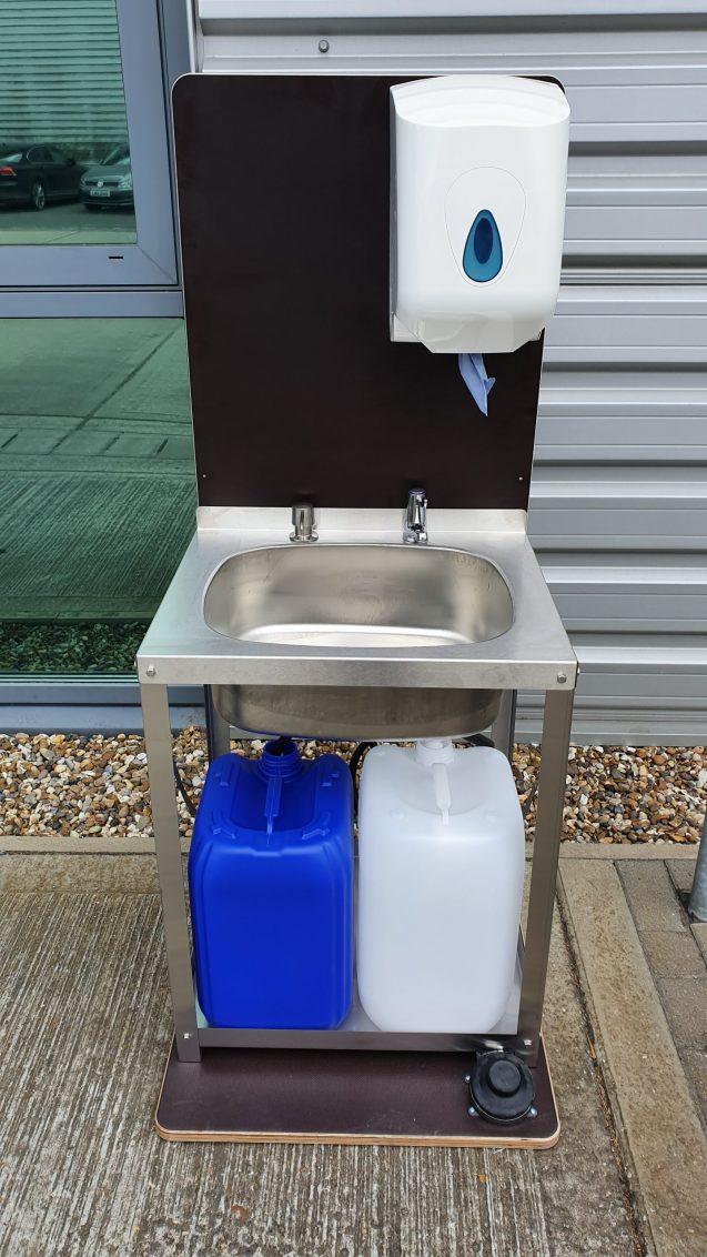 BrookhouseUK Education Furniture - Hand Wash Unit,