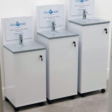 BrookhouseUK Education Furniture - Mobile Sanitising Unit