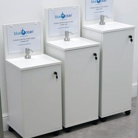 BrookhouseUK Education Furniture – Mobile Sanitising Unit