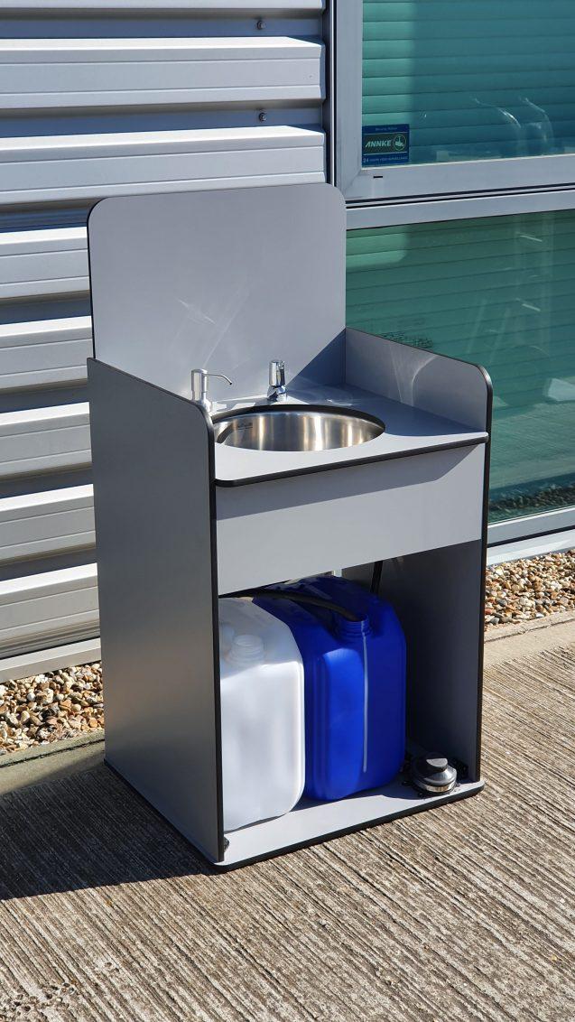 BrookhouseUK Education Furniture - Hand Wash Unit
