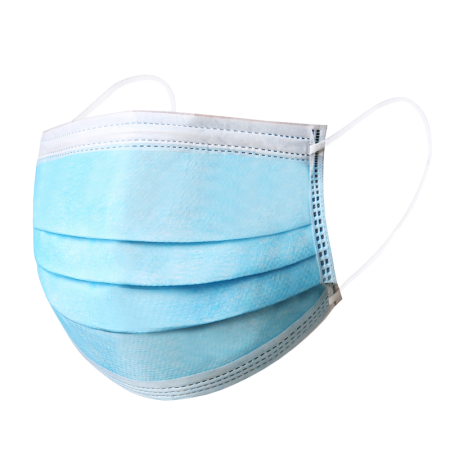 BrookhouseUK - BlueOcean 3 Ply Disposable Face Masks