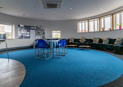 BrookhouseUK Education - Crown Lane Staff Room