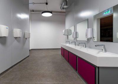 Crown Lane Washroom Refurbishment
