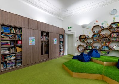 BrookhouseUk Furniture Catalogue - Eaton Square - Library