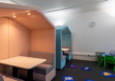 BrookhouseUK Education Furniture - Eaton Square school Huddle