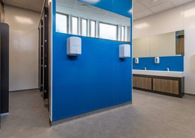 BrookhouseUK Education Furniture - Bourne Hall Washrooms