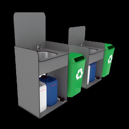 BrookhouseUK Education Furniture – Hand Wash Unit