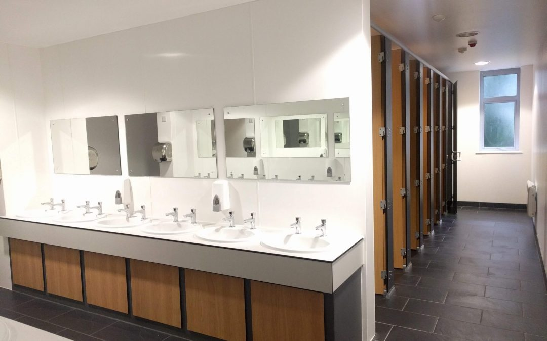 BrookhouseUK's Complete Guide To Washroom Refurbishment