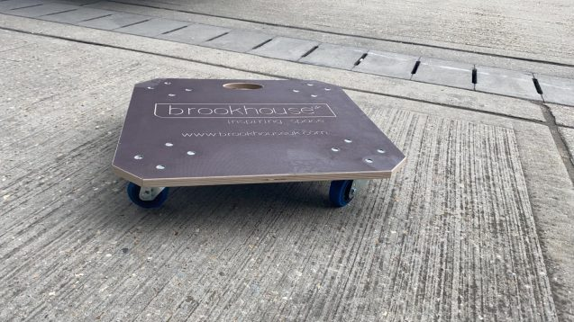 BrookhouseUK Education Furniture - Moving Board