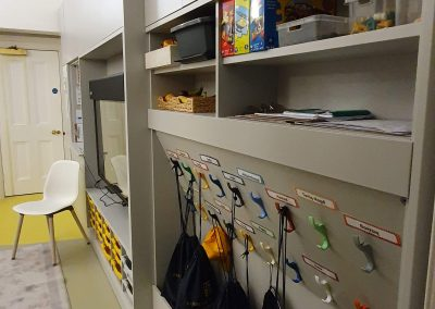 BrookhouseUk Eaton Square - Coat hooks storage, Shelving