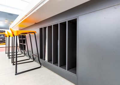 BrookhouseUk Eaton Square - Central storage