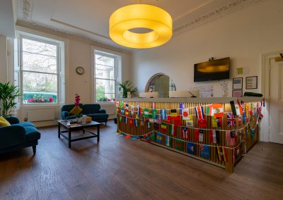 BrookhouseUK Education Furniture - New reception at Eaton Square School