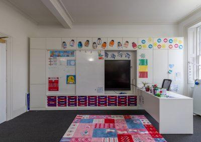 BrookhouseUk Eaton Square - Teacher wall Eaton Square school classroom