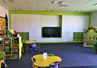 BrookhouseUk Camulos Academy - Teacher wall