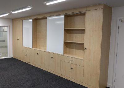 BrookhouseUK Education Furniture - Waddesdon storage wall