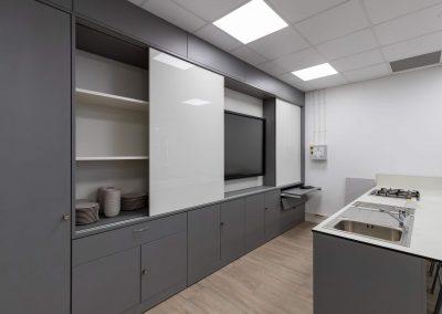 BrookhouseUK Education Furniture - Michael Ellis Food Tech Room