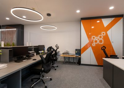BrookhouseUK Education Furniture - New reception at Haringey 6th form college