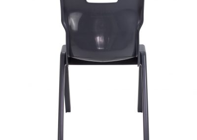 BrookhouseUK Education Furniture - Titan Chair - Charcoal Back