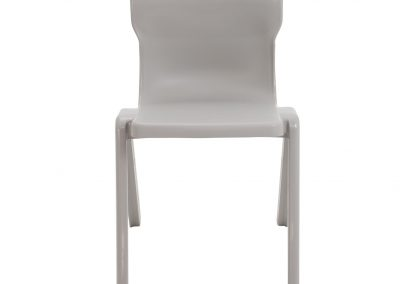 BrookhouseUK Education Furniture - Titan Chair - Grey Front