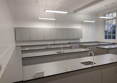 Watford Grammar - Laboratory Refurbishment
