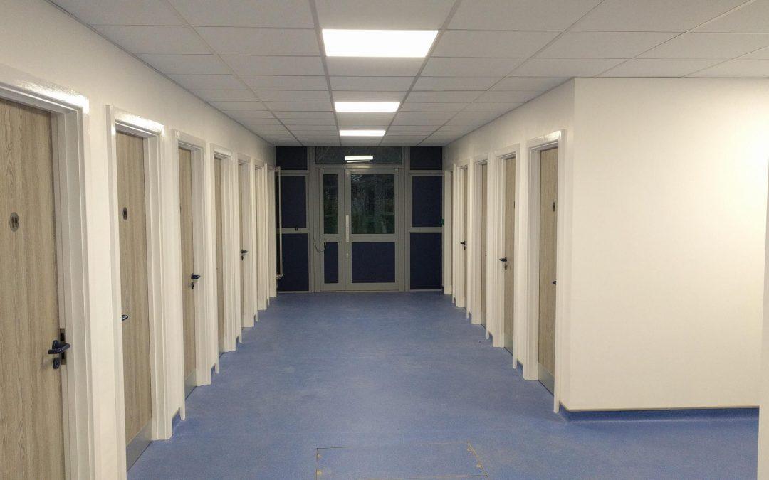 Watford Grammar School – Washrooms