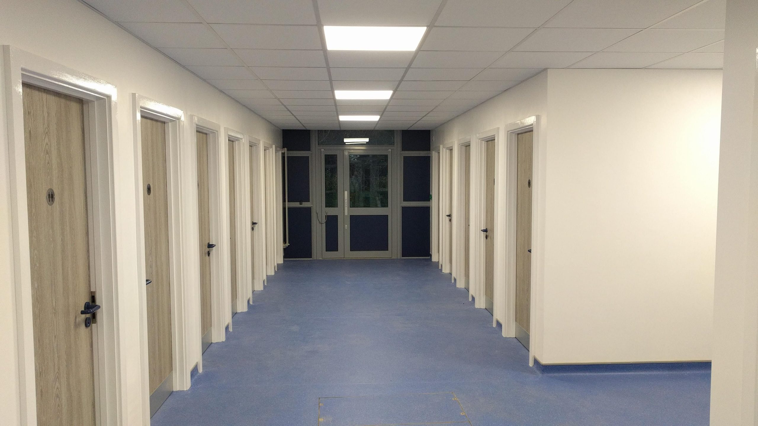 Watford Grammar - Washroom Refurbishment