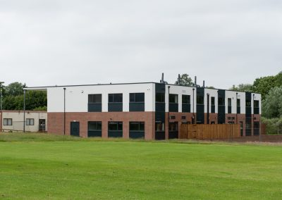 BrookhouseUK Education Furniture - Solihull 6th Form College - Exterior
