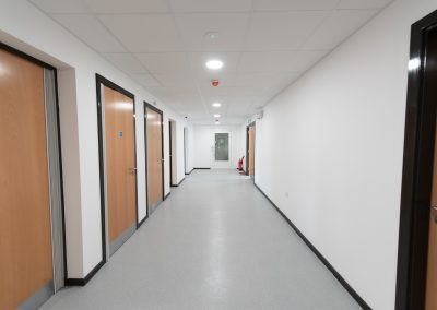 BrookhouseUK Education Furniture - Solihull 6th Form College - Hallway