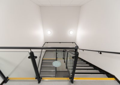 BrookhouseUK Education Furniture - Solihull 6th Form College - Stairwell