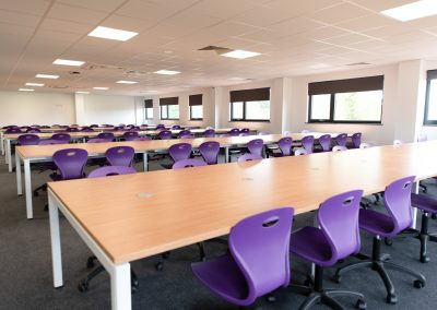 BrookhouseUK Education Furniture - Solihull 6th Form College - ICT