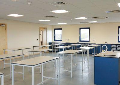 BrookhouseUK Education Furniture - Joseph Whittaker - Science Lab