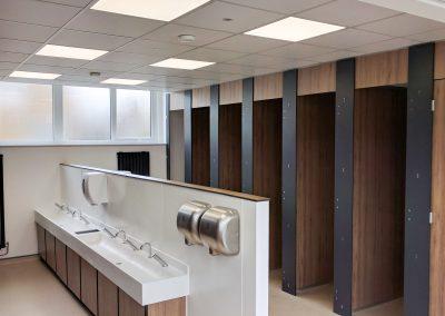 Waddesdon School Washroom Refurbishment